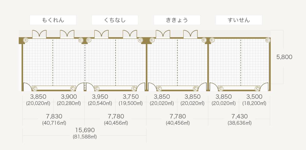 小ホールマップ